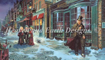 Mini A Christmas Carol Material Pack