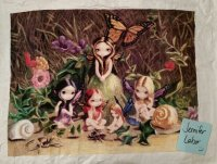 Mini A Gathering Of Fairies