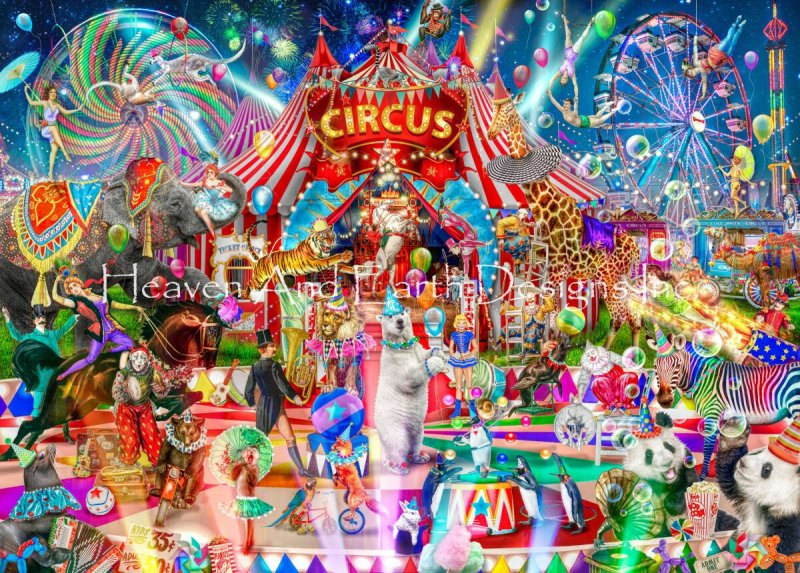 Mini A Night At The Circus - Click Image to Close