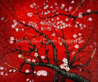 Mini Almond Blossom Red