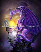 Mini Amethyst Dragon RK