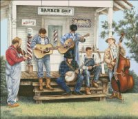 Mini Bluegrass Festival Material Pack