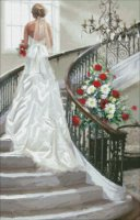 Mini Bridal Staircase