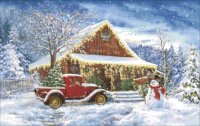 Mini Country Store Christmas