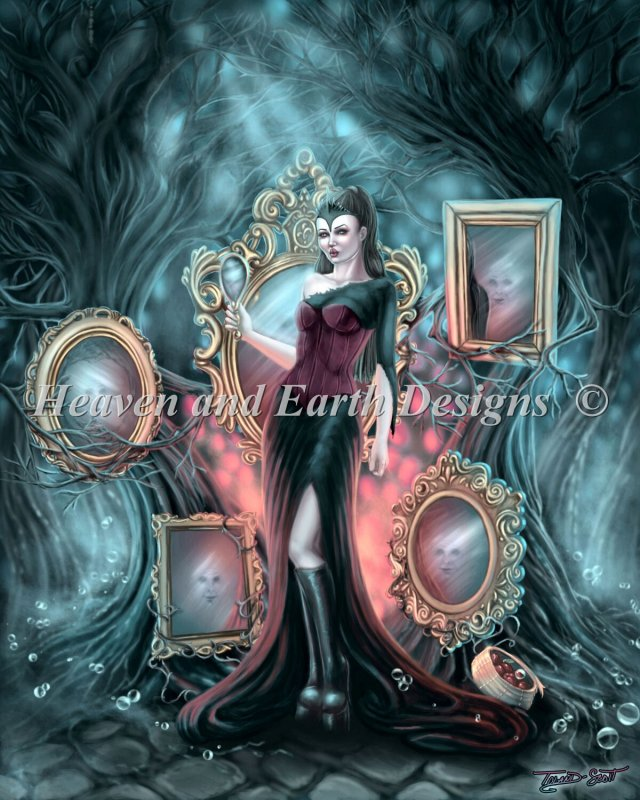 Mini Evil Queen Complex - Click Image to Close