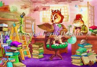 Mini Fern Hollow Spring Cleaning