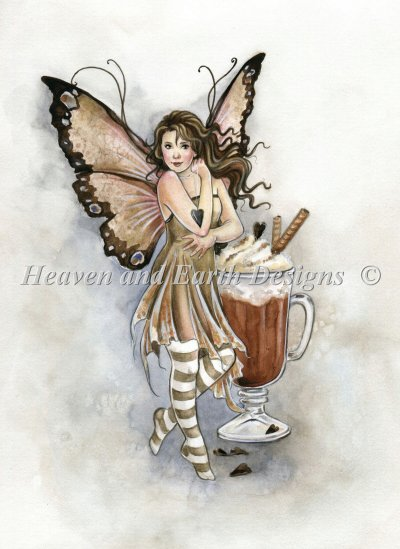 Mini Hot Chocolate Fairy