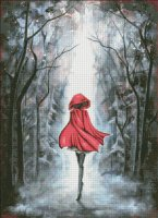 Mini Little Red Riding Hood Material Pack