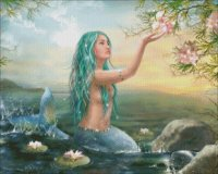 Mini Mermaid Ariel