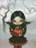 Mini Pumpkin Pixie