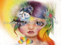 Mini Rainbow Rosalie