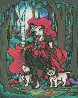 Mini Red Riding Hood