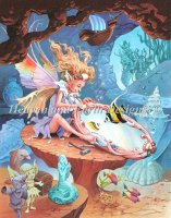 Mini Sea Fairy