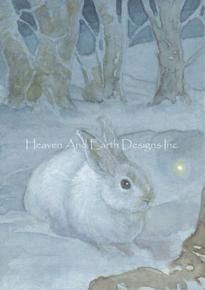 Mini Snow Hare