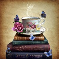 Mini Tea And Books
