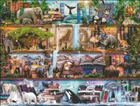 Mini The Amazing Animal Kingdom Material Pack