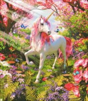 Mini Unicorn Spring
