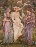 Signs of Spring - Walter Crane