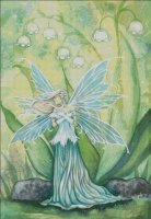 Lily of the Valley Fairy