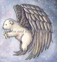 QS Polar Bear Angel