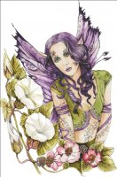 Fairy In The Bindweed