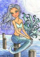 QS Silvery Moon Mermaid