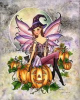 Pumpkin Patch Fairy