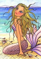QS Fishnet Mermaid