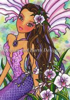 QS Orchid Lace Mermaid