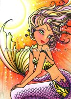 QS Sunkissed Mermaid