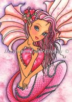 QS Sweetheart Mermaid