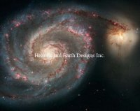 The Whirlpool Galaxy Material Pack