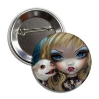 Needle Minder - Faces of Faery 235