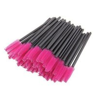 Eyebrow Brushes - Pack of 10