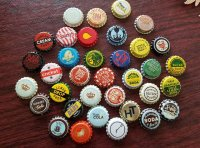 Needle Minder - Old Time Bottle Caps