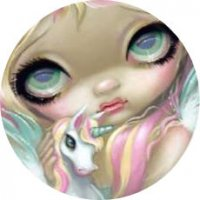 Needle Minder - Faces of Faery 178