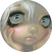 Needle Minder - Faces of Faery 195