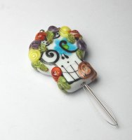 Needle Threader - Sugar Skull 33