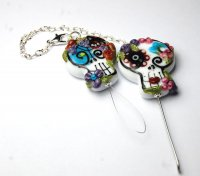 Sugar Skull Tucker 1 - Reserved for M Parkes