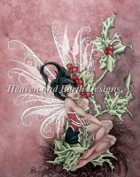 Holly Berry Faery