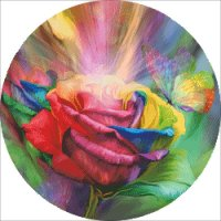 Ornament Healing Rose Color Expansion