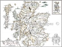 Outlander Map NO Background