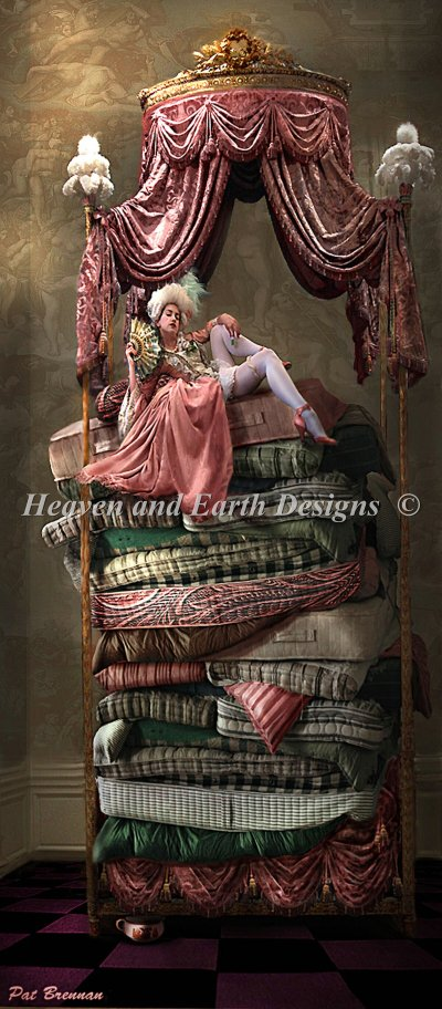Princess And The Pea Material Pack