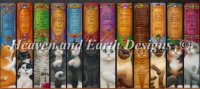 Cat Bookshelf Material Pack