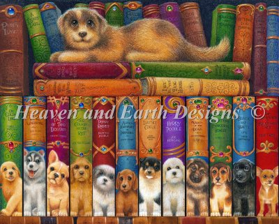 Dog Double Shelf Material Pack