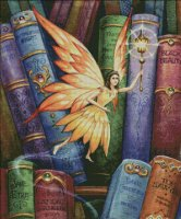 Library Fairy IV