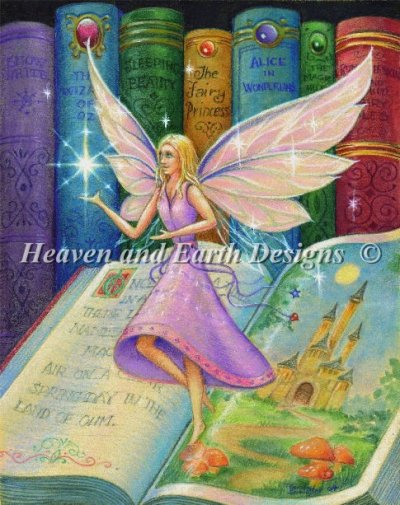 QS Library Fairy 5