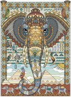 Egyptian Elephant Request A Size