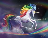 Rainbow Dancer Unicorn RS MC