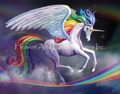 Celestial Rainbow Dancer
